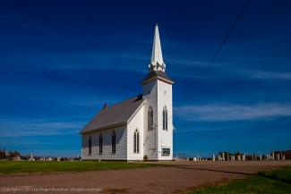 Cape Traverse Church, PEI